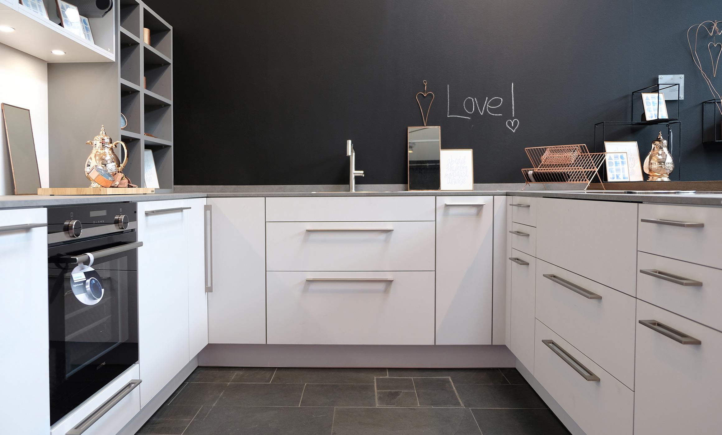 Ausstellungsküchen, Musterküchen günstig kaufen - Hummel Küchenwerk